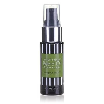 Scruff Rescue Beard oil