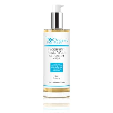 The Organic Pharmacy Peppermint Face Wash