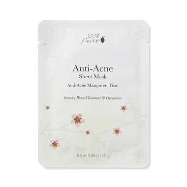 Anti Acne Sheet Mask
