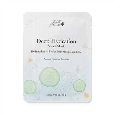 Deeply Hydrating Sheet Mask