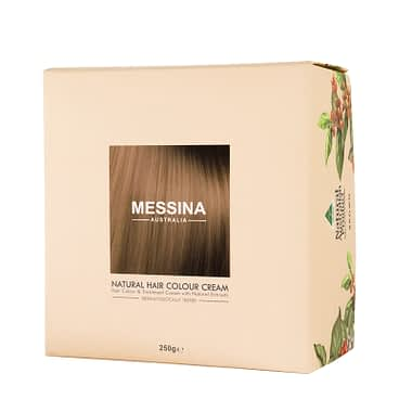 Messina Natural Hair Colour: Brown
