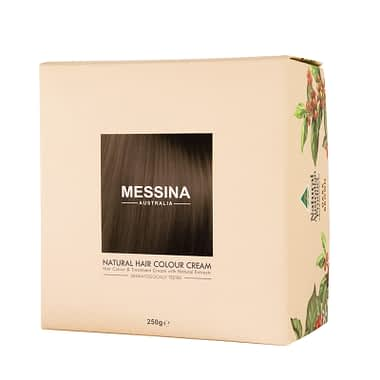 Messina Natural Hair Colour: Dark Brown