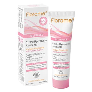 Florame Soothing Moisturizing Cream