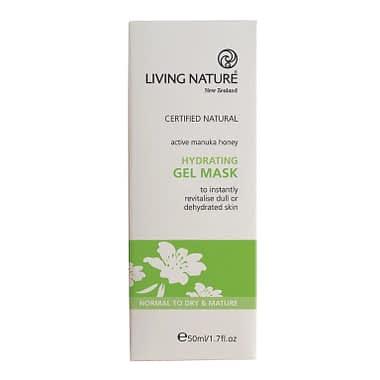 Living nature Hydrating Gel Mask