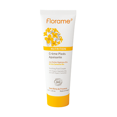 Florame Soothing Foot Cream