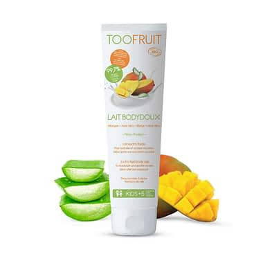 Toofruit Body Milk
