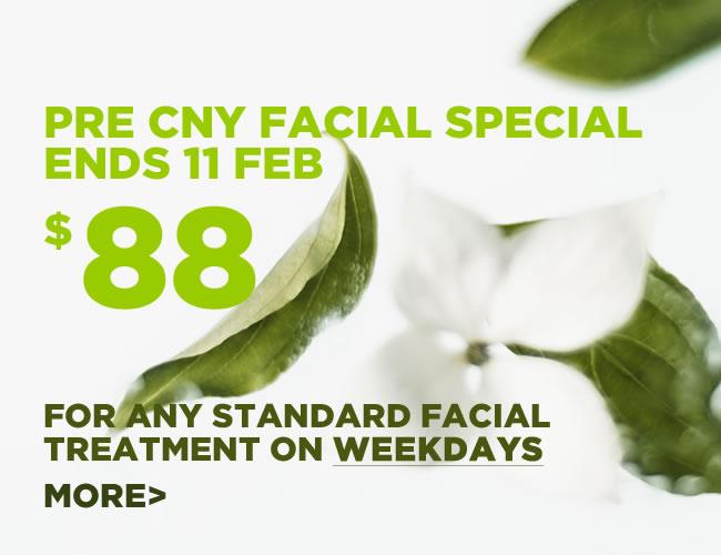 $88 CNY Facial Special