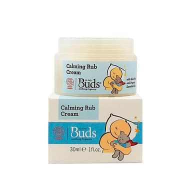 Buds calming rub Cream