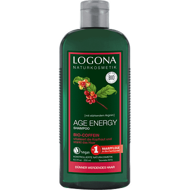 Logona Age Energy Shampoo