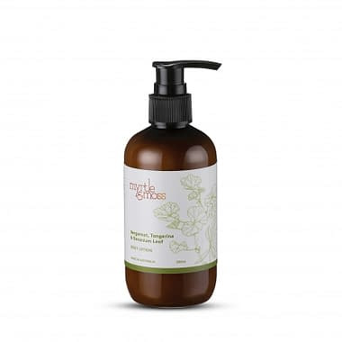 Myrtle & Moss Body Lotion Bergamot