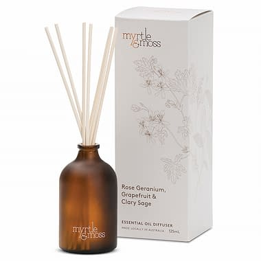 Myrtle and Moss Rose Geranium Diffuser
