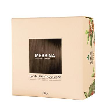 Messina Natural Hair Colour: Dark Brown