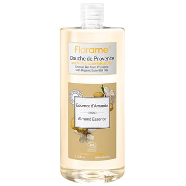Florame Shower Gel Almond Essence