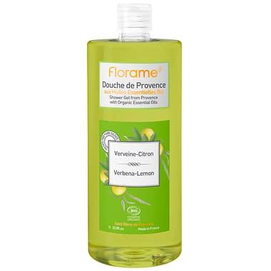 Florame Organic Shower Gel Verbena Lemon