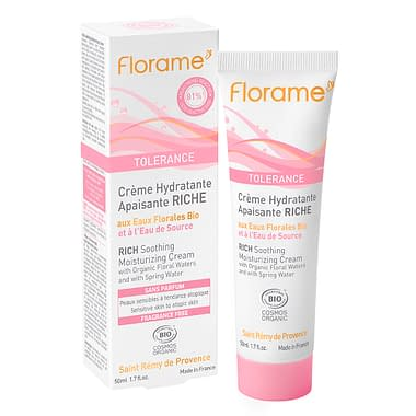 Florame Rich Soothing Moisturizing Cream