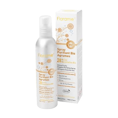 Florame Organic Citrus Fruits Purifying Spray