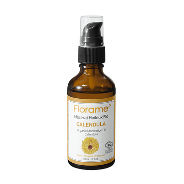 Florame Organic Calendula Macerated Oil