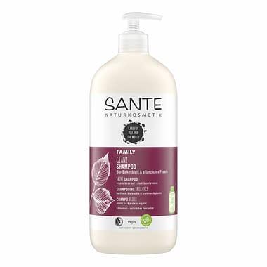 Sante Naturkosmetik Shine Shampoo Organic Birch Leaf & Plant-Based Proteins