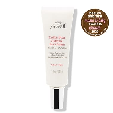 100% Pure Coffee Bean Caffeine Eye Cream