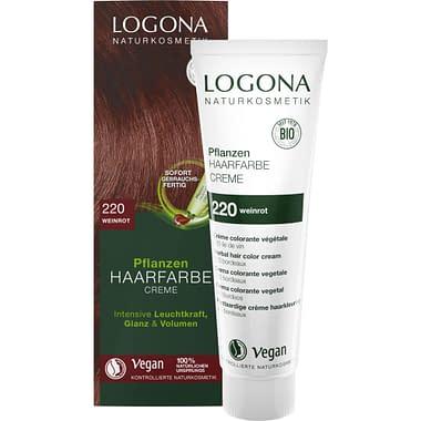Logona Natural Hair Colour Cream