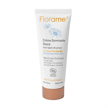 Florame-Mild-Cream-Exfoliator-65ml