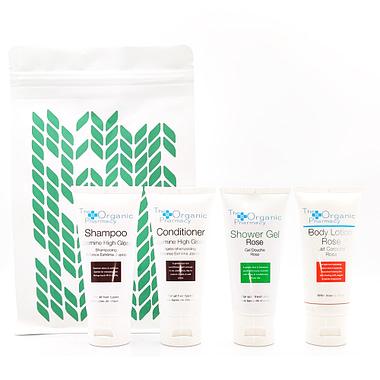 The Organic Pharmacy Staycation Set