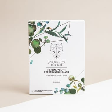 Snow Fox Herbal Youth Mask