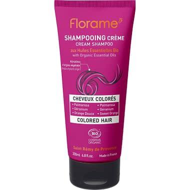 Florame Colour Protect Cream Shampoo