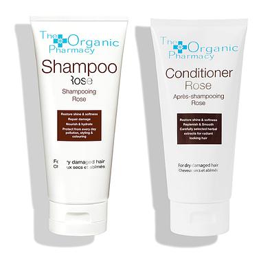 The Organic Pharmacy Rose Shampoo