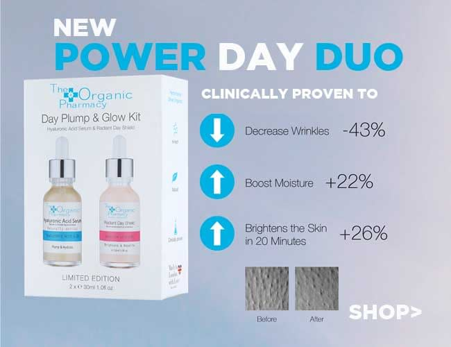 New Day Plump and Glow Kit from The Organic Pharmacy