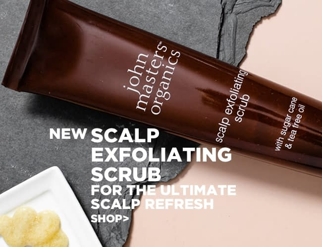 JOhn Masters Organics Scalp Exfoliating Scrub